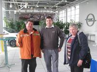 Gespräch mit der Behindertenvertretung von Opel Eisenach