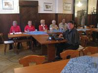 Bildungs- und Diskussionsveranstaltung zu Fragen von Inklusion