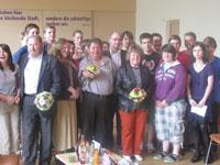 Evangelisches Schulzentrum Mühlhausen lud zu einer Podiumsdiskussion zu Inklusion und soziale Gerechtigkeit am 24. Juni 2013 ein