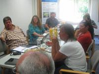 Klausurberatung des SprecherInnenrat der BAG Selbstbestimmte Behindertenpolitik der Linkspartei