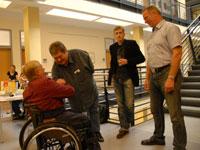 """""""Mit Behinderungen ist zu rechnen"""""""