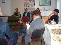 Pressefrühstück des SoVD Landesverband Thüringen zu den Wahlprüfsteinen des SoVD